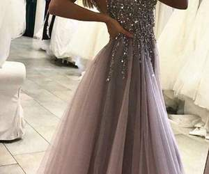 dress, style, and Prom image