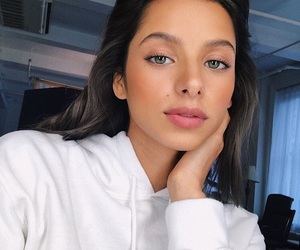 brazilian model, green eyes, and model image