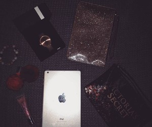 apple, girls, and gold image
