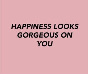gorgeous, happiness, and looks image