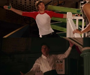 high school musical, series, and tv image