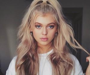 blonde, blonde girls, and selfie image