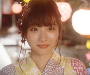 actress, japanese, and satomi ishihara image