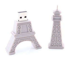 eiffel tower, lovely, and usb image