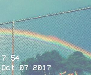 rainbow and aesthetic image