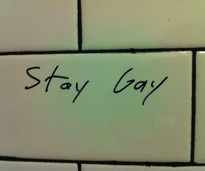 gay, grunge, and stay gay image