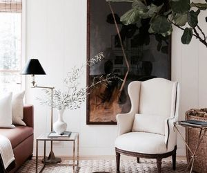 home decor, house, and living room image