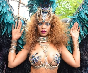 rihanna and carnival image