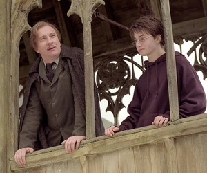 harry potter, remus lupin, and lupin image
