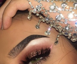 accessories, eyebrows, and eye lashes image