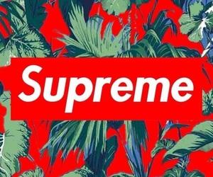 supreme, wallpaper, and lockscreen image