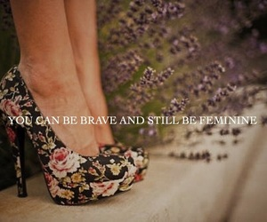 books, empowerment, and heels image