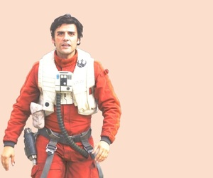 star wars and poe dameron image