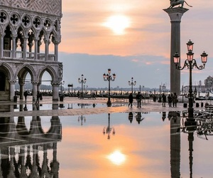 italy, venice, and wanderlust image