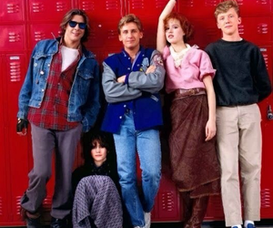 80s, netflix, and acting image