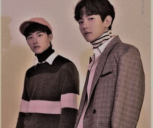 Chen, yixing, and sehun image
