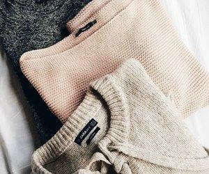 beautiful, cozy, and fashion image