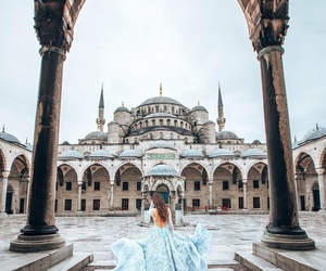 architecture, photography, and istanbul image