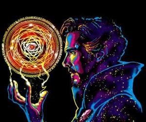 doctor strange, Marvel, and wallpaper image