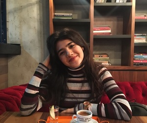 cafe, good, and girl image