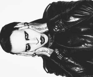 brian warner, Marilyn Manson, and MM image