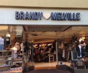 brandy melville, fashion, and tumblr image