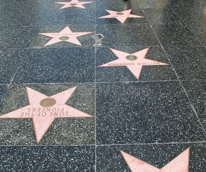 hollywood and Walk of Fame image
