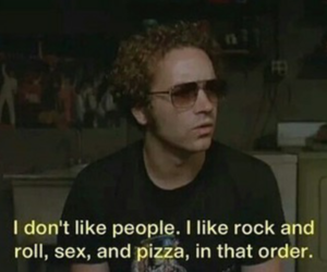 90's, grunge, and pizza image