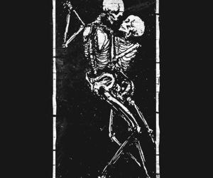dancing, love, and death image