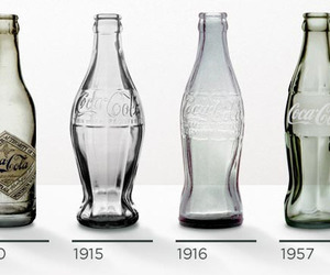bottles, coca cola, and cola image