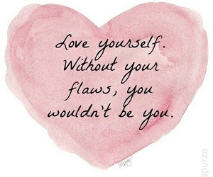 without, yourself, and love image