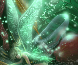 fairy and tinkerbell image