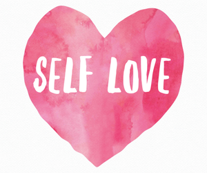 self love, article, and love image