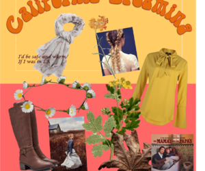 aesthetic, clothes, and pastoral image