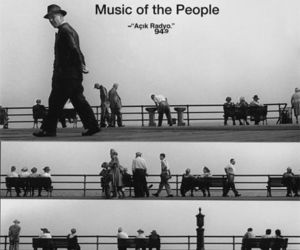 music and people image