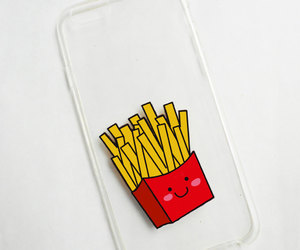fast food, foods, and French Fries image