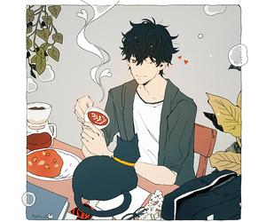 art, anime, and tofuvi image