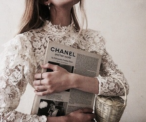 beauty, coco, and coco chanel image