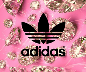 adidas, backgrounds, and diamond image