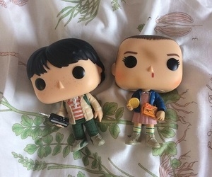 eleven, stranger, and mike image