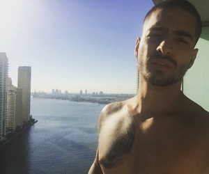 boy, maluma, and handsome image