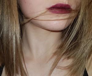 aesthetic, blonde, and dark image