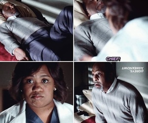 friendship, grey's anatomy, and miranda bailey image