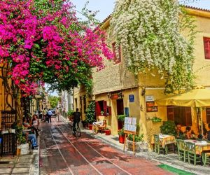 Athens, Greece, and plaka image