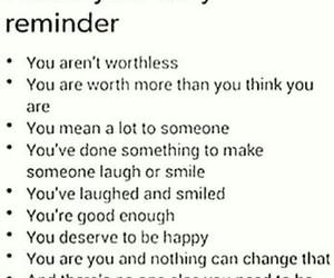 bipolar, note, and reminder image