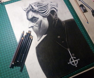 art, ghoul, and ghost bc image