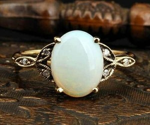 ring, vintage, and jewelry image