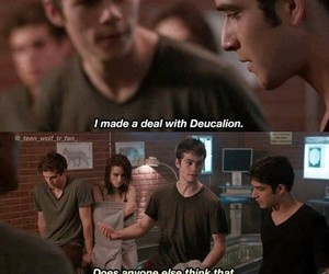 teen wolf and deucalion image
