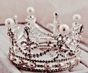 crown, luxury, and princess image
