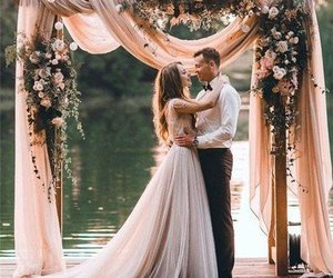 awesome, beautiful, and bride image
